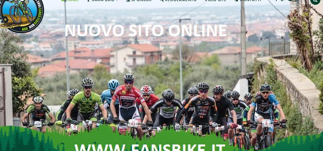 Nuovo sito WWW.FANSBIKE.IT