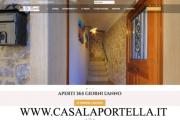 WWW.CASALAPORTELLA.IT - B&B NUOVO AL 100% AL CENTRO DI FONDI
